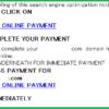 ドメイン登録更新の料金を狙う迷惑メールに注意 Domain Services Domain Expiration SEO