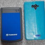 【Transcend】トランセンドの外付けHDDを購入した感想2TB4TB
