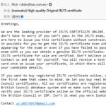 High-quality Original IELTS certificate didio@sac.com.es IELTS試験とは?