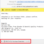 Please Quote【Beware of spam emails】Attached is our Purchase Order, please confirm.