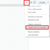 【PC】ページ全体のスクリーンショットを保存する方法【chrome】